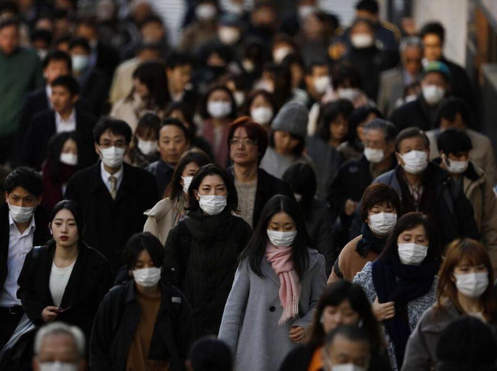 Ada Corona, Jepang Batalkan 3 Juta Visa, Mayoritas Turis China