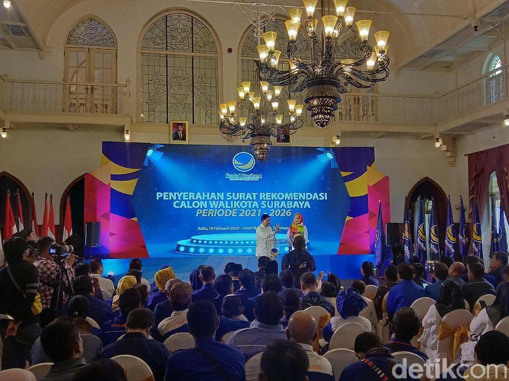 Didukung Enam Partai, Machfud Arifin Yakin Menang di Pilwali Surabaya