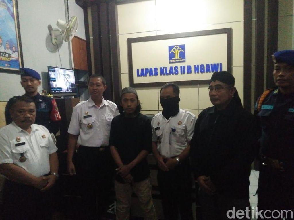 4 Tahun Ditahan di Lapas Ngawi, Napi Teroris Jaringan MIT Bebas