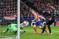 Gol Saul menangkan Atletico