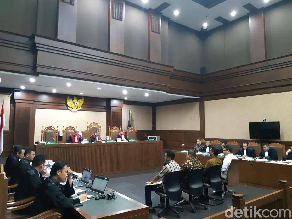 Kasus Suap Antar-BUMN, Direktur Bisnis Ungkap PT Inti Kesulitan Gaji Karyawan