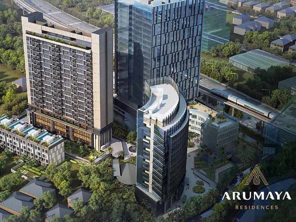 Apartemen Mewah Astra: 5 Menit ke MRT, Mulai 1,3 M Cicilan 5 Juta!