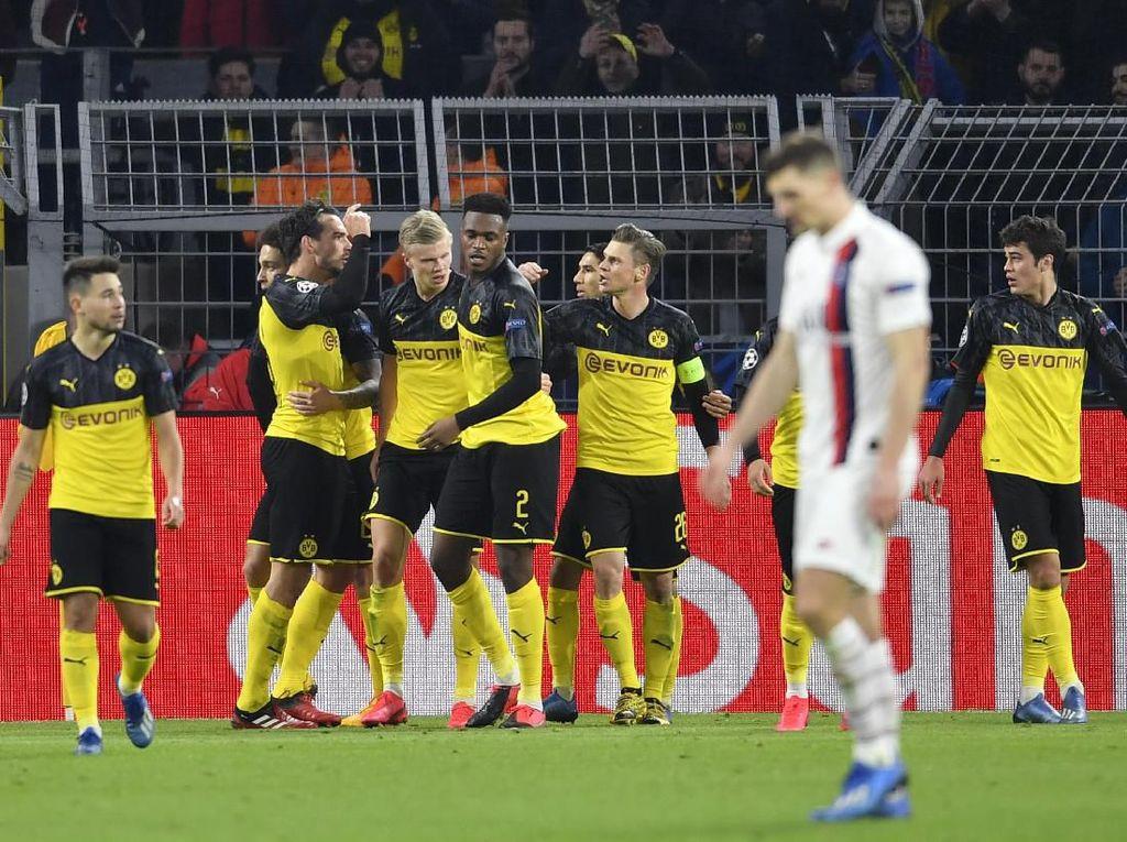 Dortmund Belum Aman-aman Banget