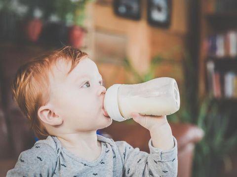 5 Kandungan Penting dalam Susu untuk Atasi Anak 1 Tahun Susah Makan