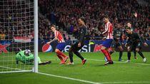Keok dari Atletico, Liverpool: 8 Shot Tanpa On Target