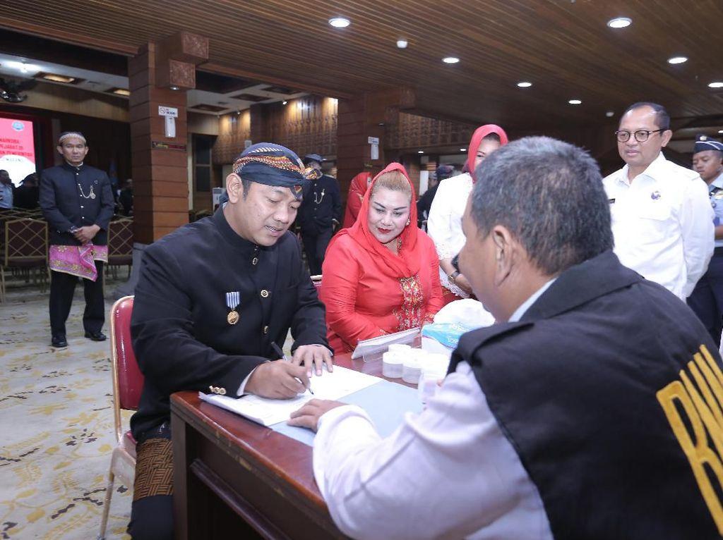 Tes Narkoba di Pemkot Semarang, Walkot: Saya dan Bu Wakil Negatif