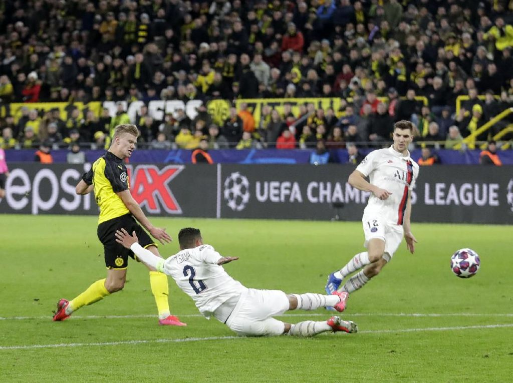 Respons Mantap Dortmund