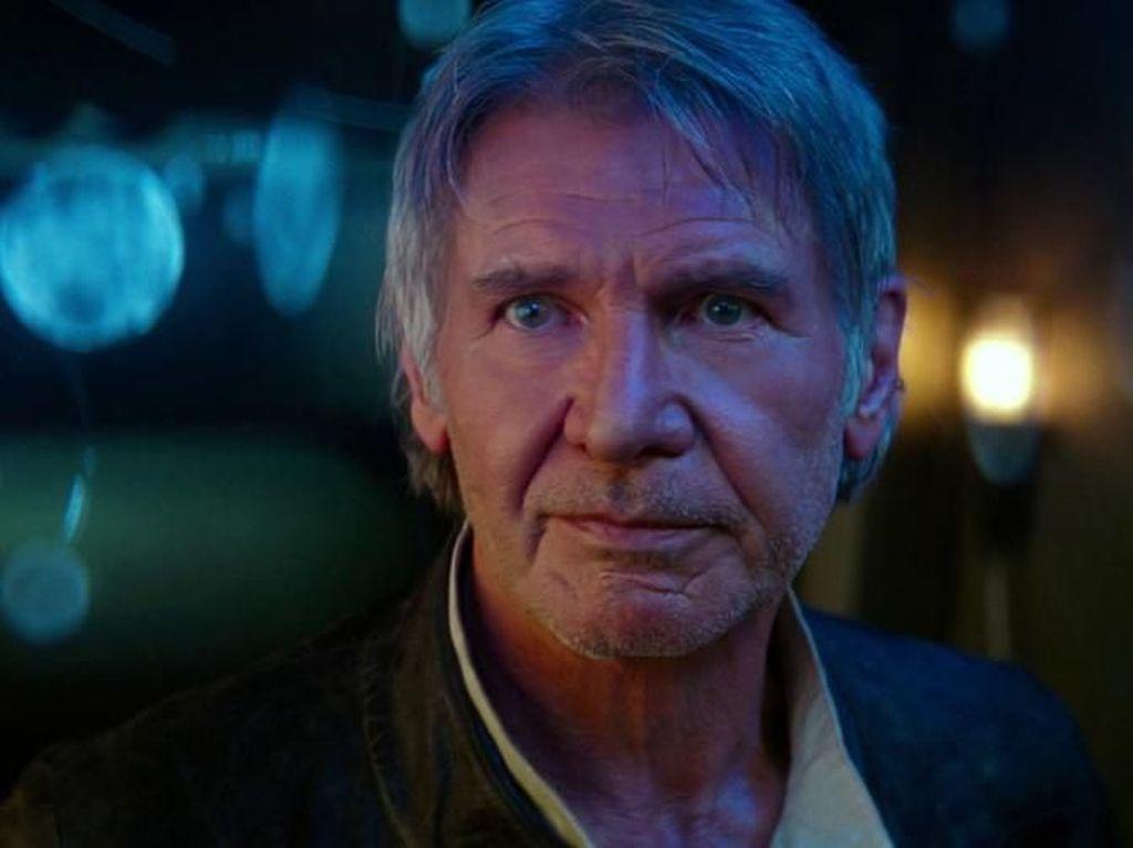 Mati tapi Muncul Lagi di Star Wars, Harrison Ford Ogah Ditanya-tanya