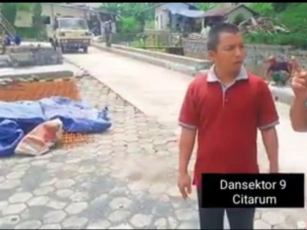 Disidak Dansektor 9 Citarum Harum, PT Combiphar Angkat Bicara
