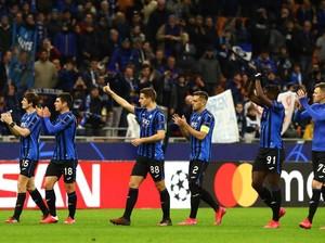 Atalanta Ingin Bertemu Barcelona di Final Liga Champions