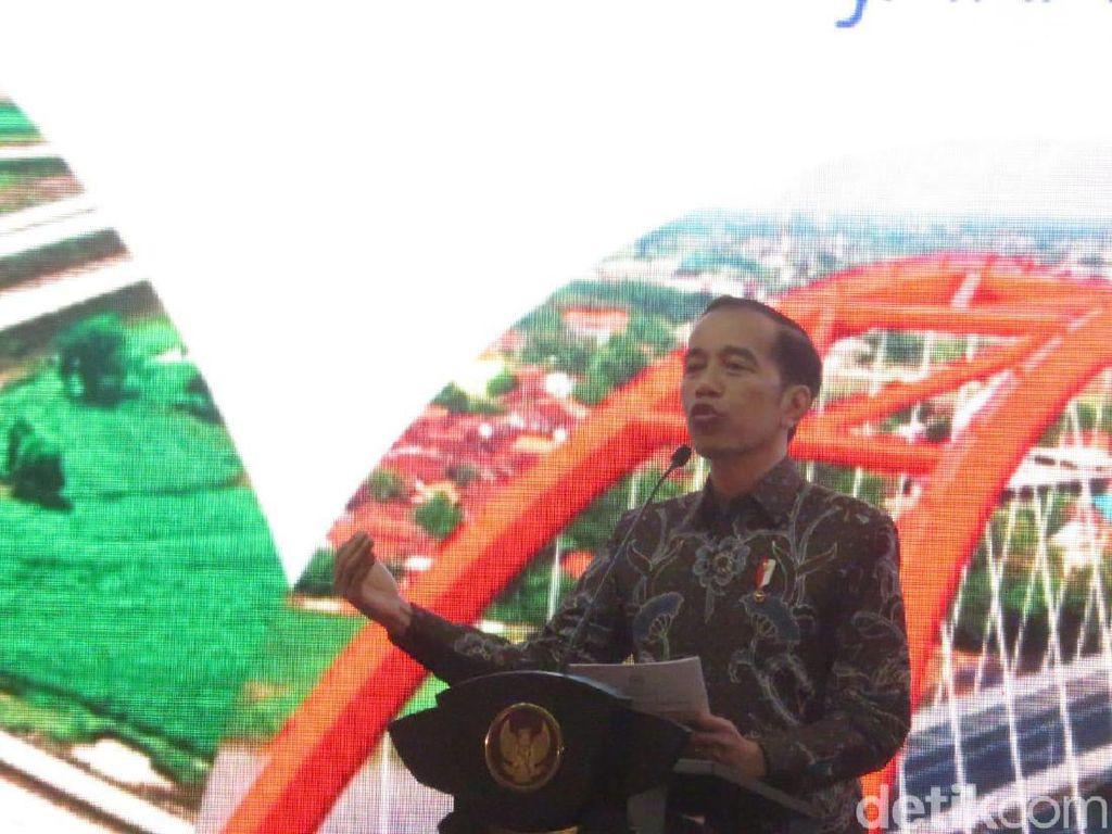 Janji Jokowi, Anggarkan Dana Alokasi Khusus untuk PTSP Daerah