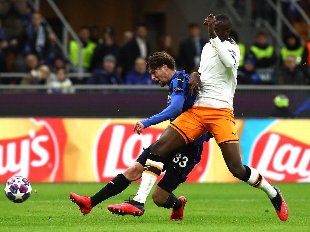 Pertandingan yang Mematikan Italia adalah Atalanta Vs Valencia
