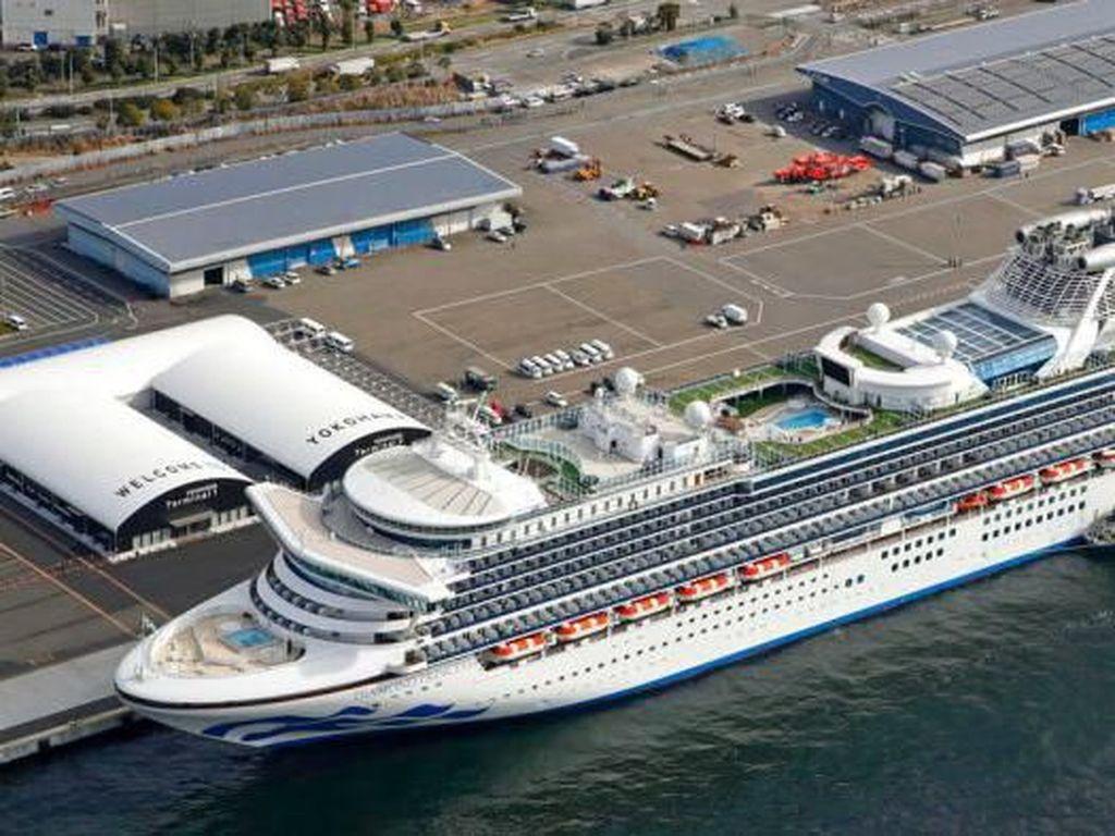 Kaji Evakuasi WNI di Kapal Diamond Princess, KBRI Komunikasi ke Otoritas Jepang