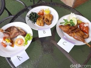 Adu Rasa 3 Bebek Goreng Surabaya, Mana yang Paling Enak?