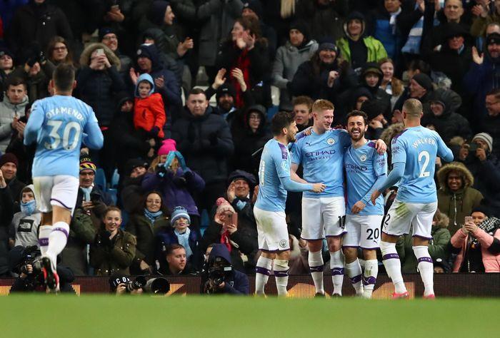 Hasil Man City Vs West Ham The Citizens Menang 2-0
