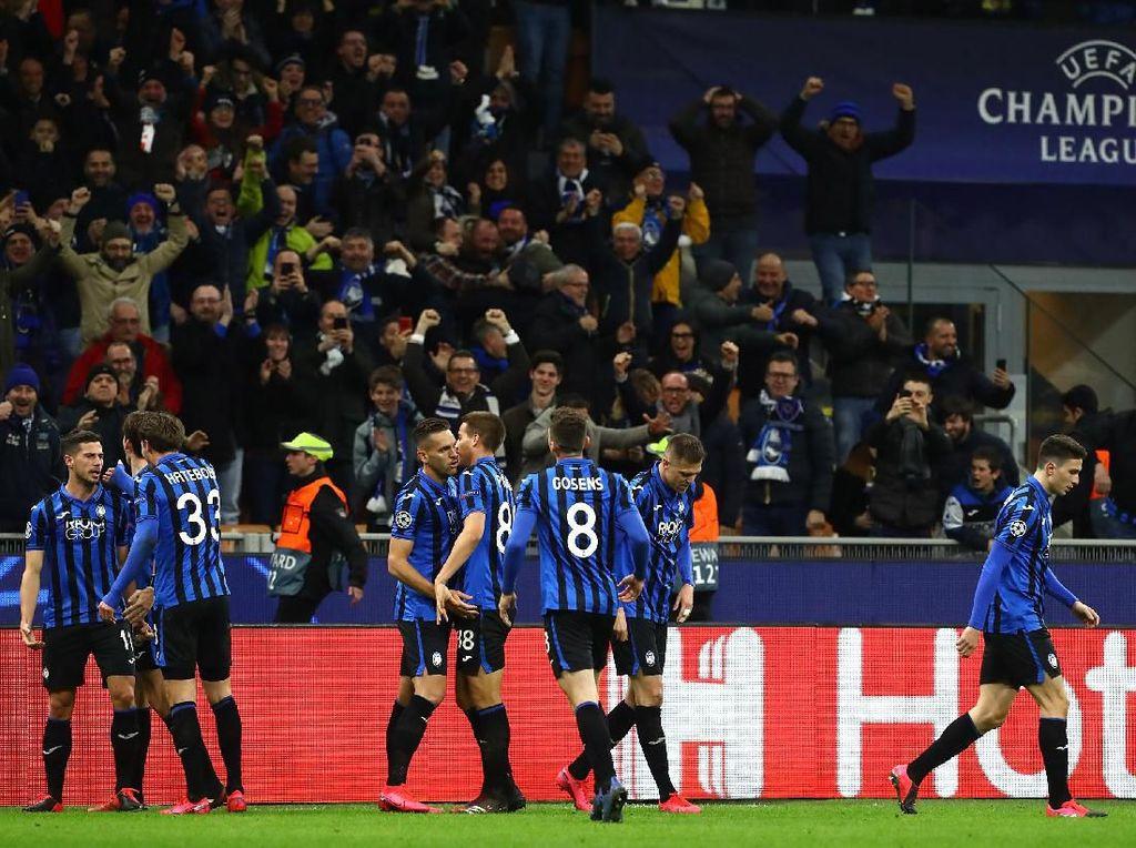 Bukan Juventus atau Inter, Atalanta Rajanya Gol