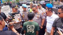 Jelang Persebaya vs Persija, Polisi Sweeping Suporter yang Masuk Sidoarjo