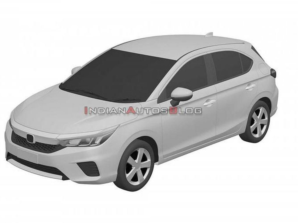 Bukan Jazz Fit, Honda Mungkin Bawa City Hatchback ke RI