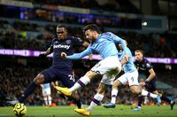Hasil Man City Vs West Ham: The Citizens Menang 2-0