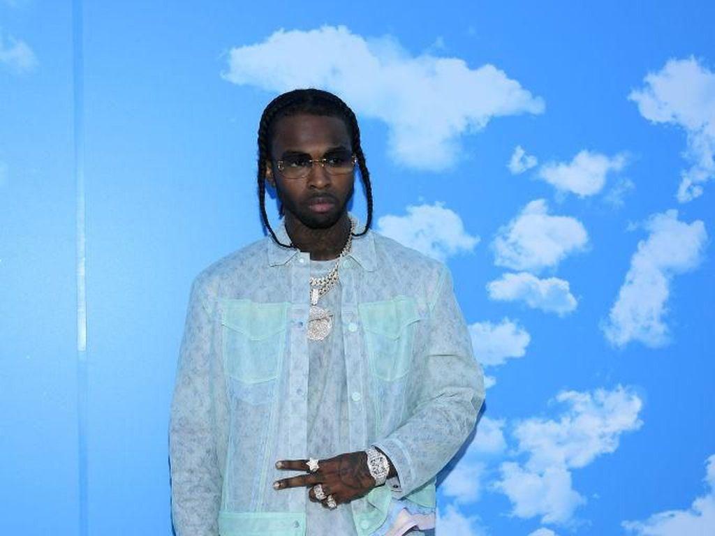 Kenang Pop Smoke, Rapper Ini Rilis Lagu Forever Pop