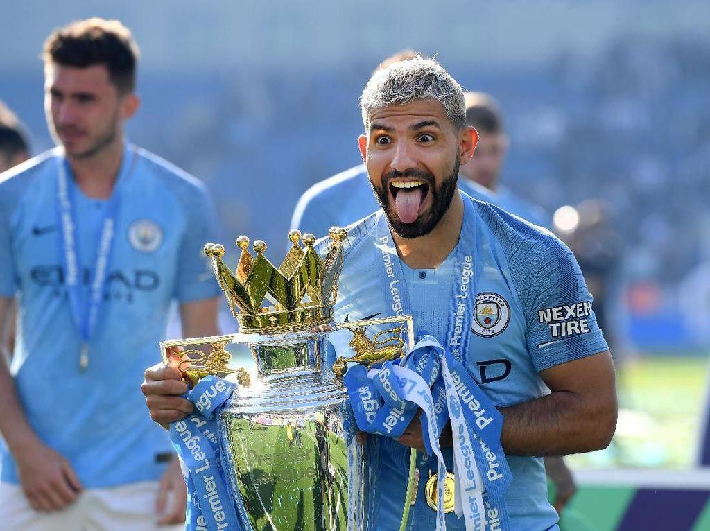 Cinta Aguero untuk Manchester City