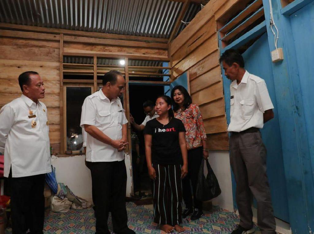 Resmikan Jembatan di Sulbar, Wamendes Ingin Keadilan bagi Transmigran