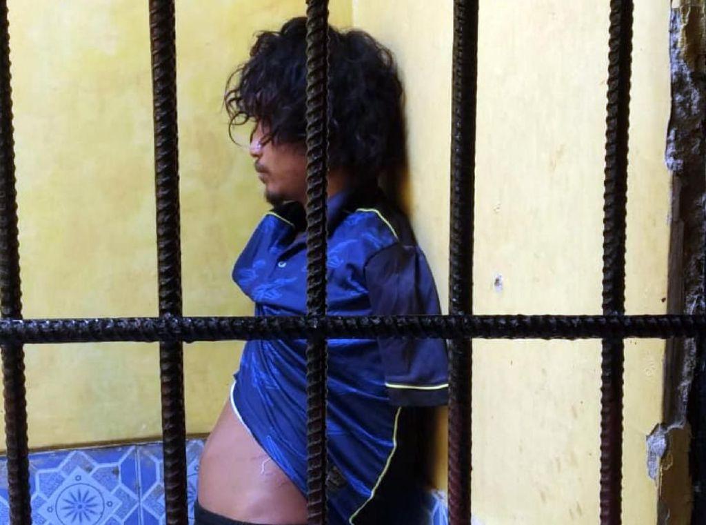 Warga Tangkap Pria Masturbasi, Ternyata Penyerang Siswi Sukabumi