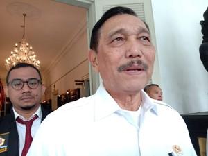 Luhut Ulang Tahun ke-73, Jubir Jokowi Ucapkan Selamat