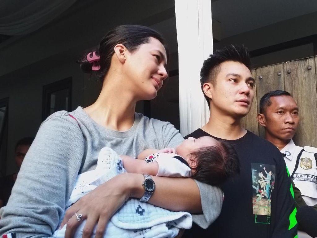 Kiano Jatuh sampai Mulut Berdarah, Baim Wong-Paula Panik