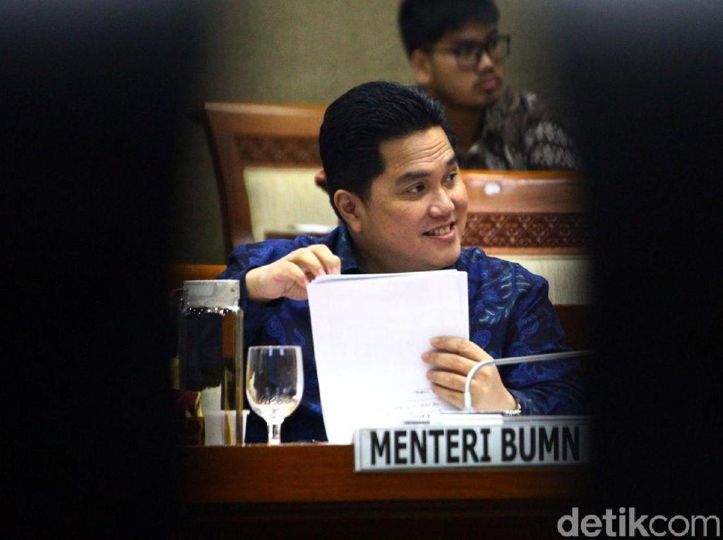 Erick Thohir Ogah Bikin Superholding BUMN
