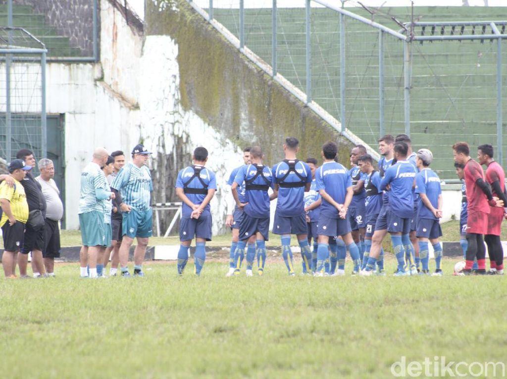 Persib Bandung Sudah Pasang Target di Liga 1 2020?