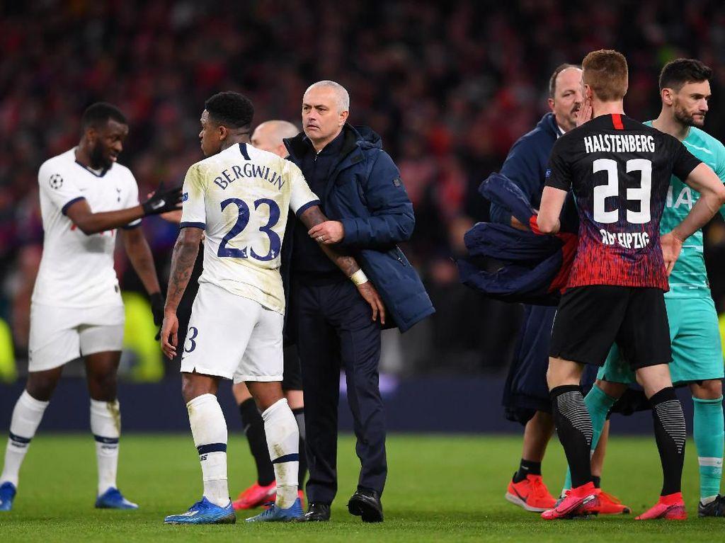 Mourinho: Tottenham seperti Bertarung dengan Senjata Tanpa Peluru