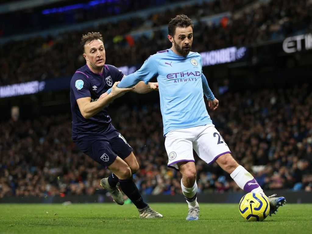 8 Fakta Man City Vs West Ham