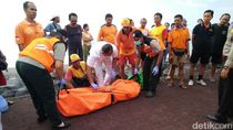 Mayat Pria Tanpa Identitas Ditemukan di Pantai Padang Galak Denpasar