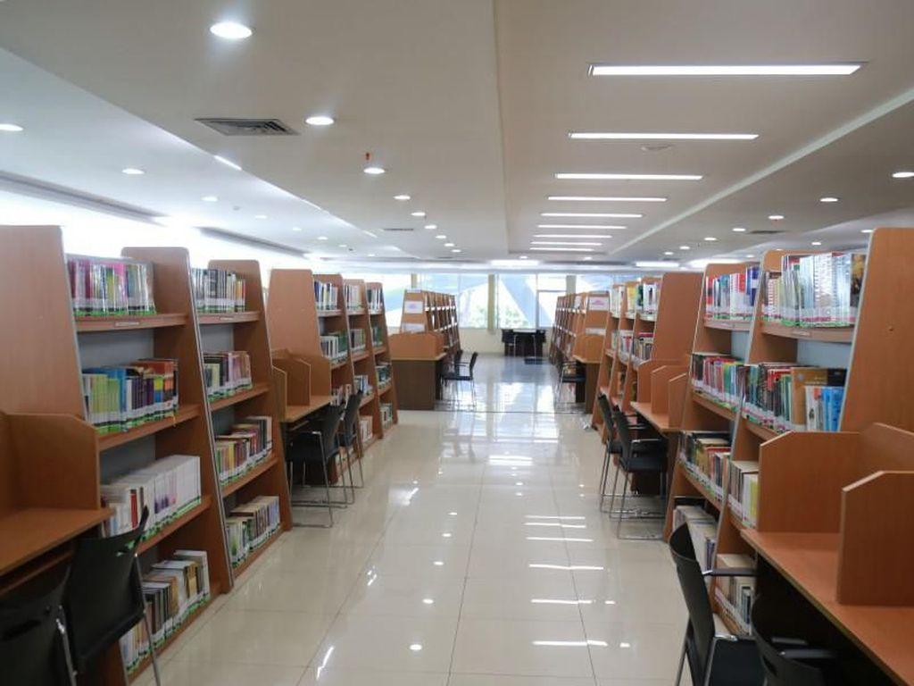 Perpustakaan Anak, Alternatif Liburan yang Bukan ke Mal Terus