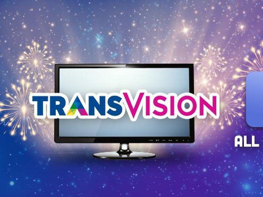 Transvision Tawarkan Promo Diskon Imlek dan Valentine