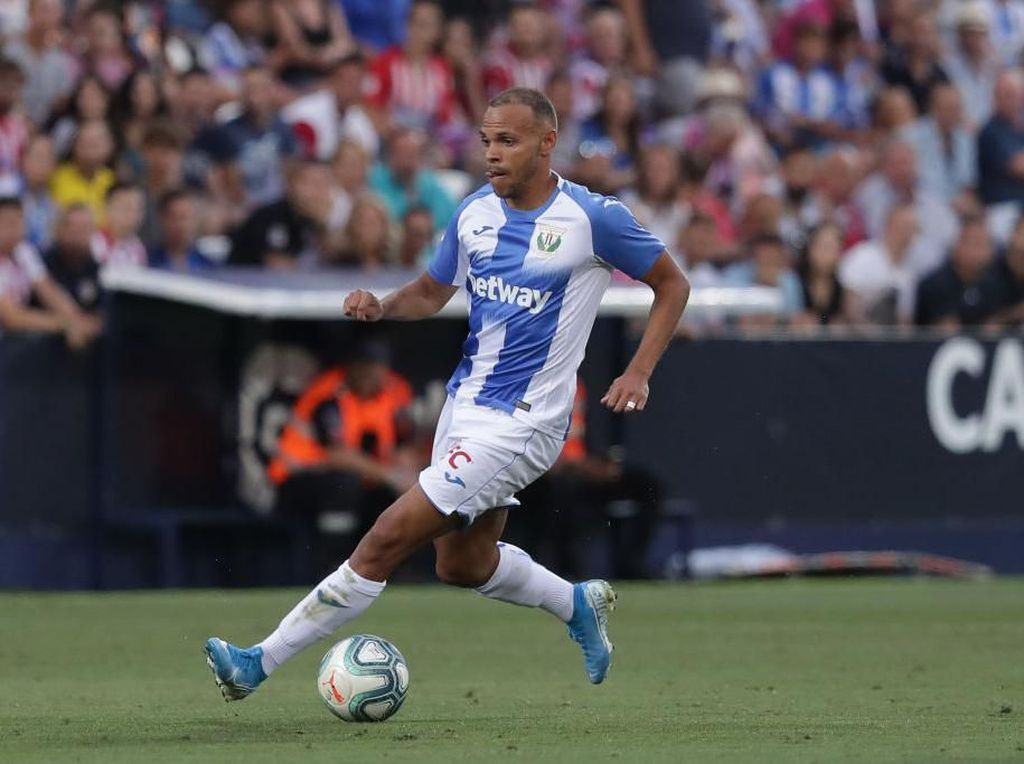 Barcelona Rekrut Braithwaite, Leganes Keluhkan Regulasi Transfer