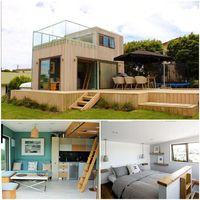 Rumah minimalis dengan ruang sempit