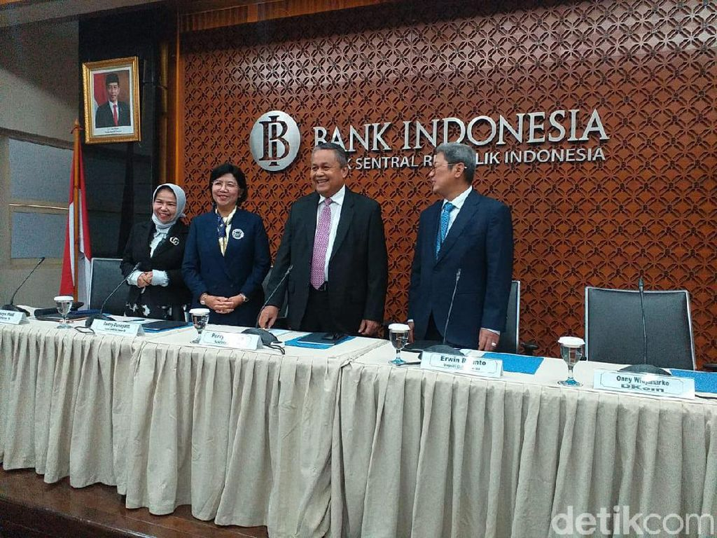 Isu Dewan Moneter Mencuat, BI Bisa Tak Independen?