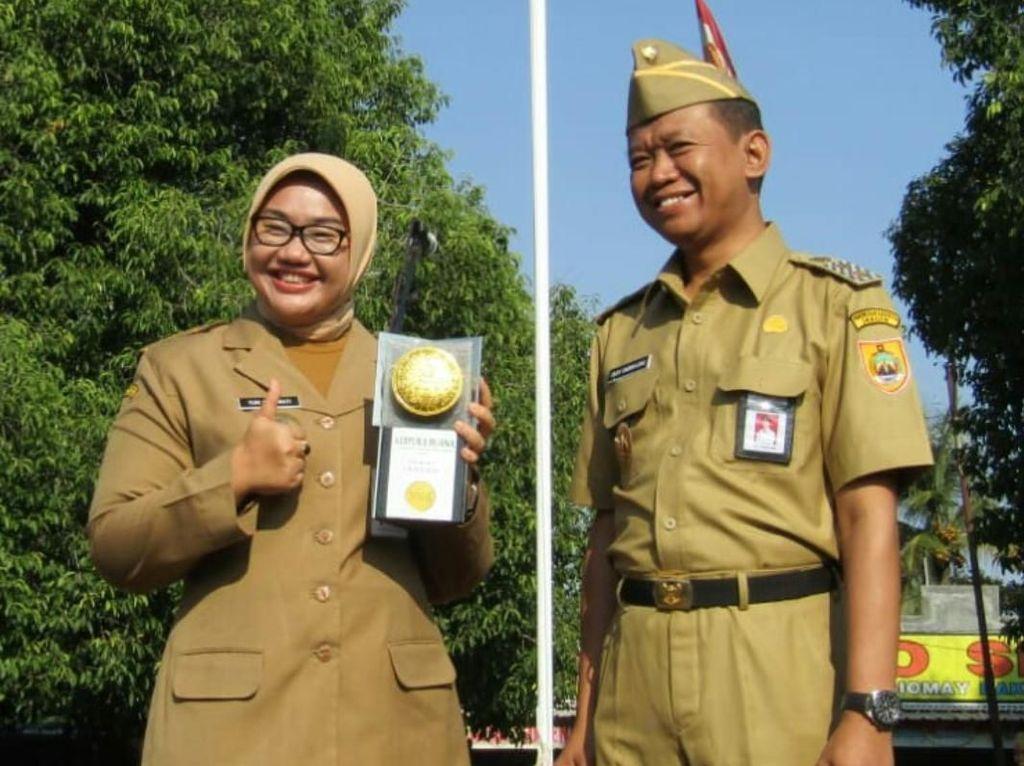 Ditolak PDIP Dampingi Bupati Yuni Lagi, Wabup Dedy: Pantang Mundur!