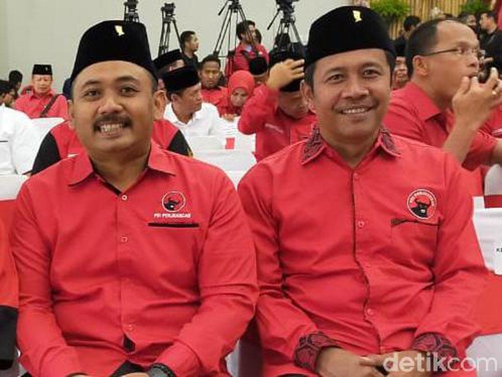 Resmi Dapat Rekom PDIP, Ony-Antok Siap Kuasai Pilkada Ngawi