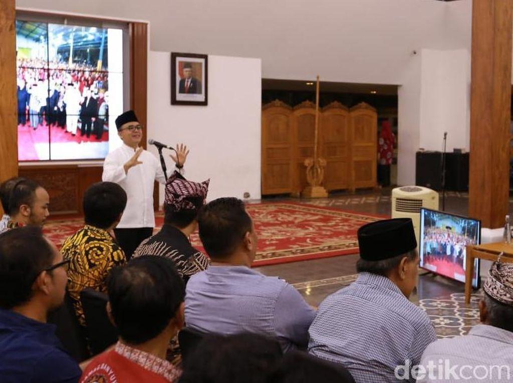 Bupati Anas Bertemu 93 Pendeta Ajak Perkuat Komitmen dan Jaga Toleransi