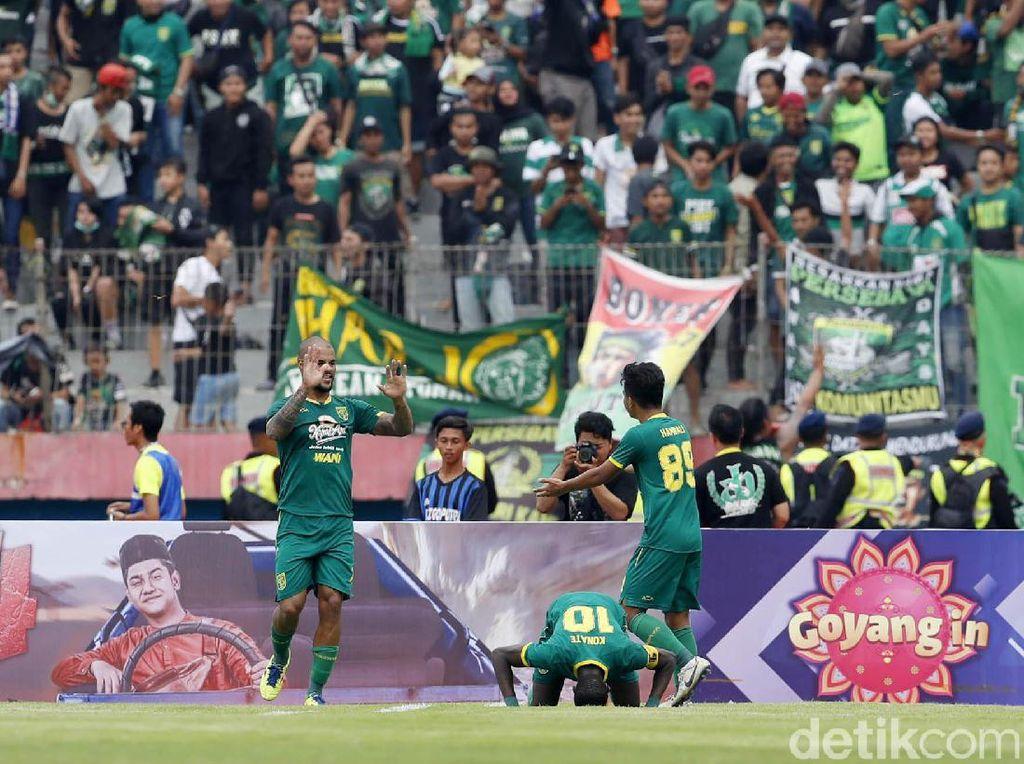 Persebaya: Sukses di Piala Gubernur Jatim Modal Bagus Tatap Liga 1