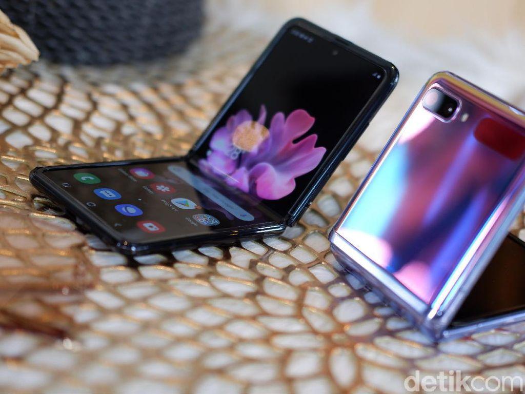 Samsung Mau Jual Layar Lipat Buatannya ke Perusahaan Lain