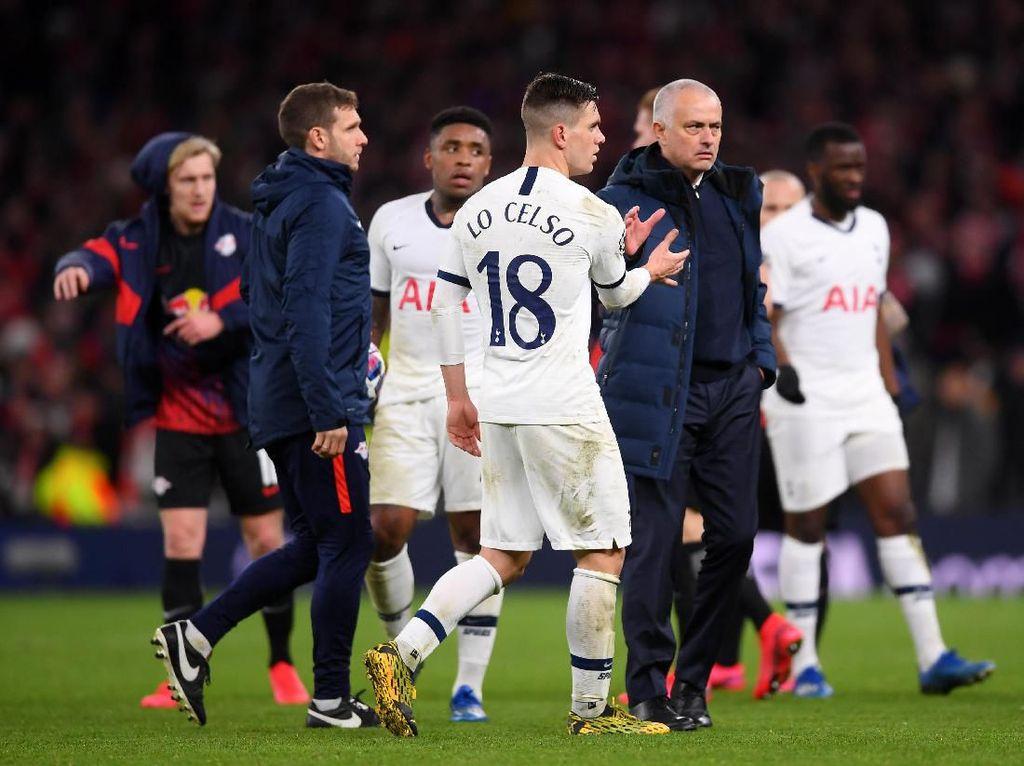 Mau Finis 4 Besar, Tottenham Wajib Benahi Pertahanan