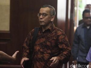 Kalah Banding atas Vonis 8 Tahun Penjara, Emirsyah Satar Ajukan Kasasi
