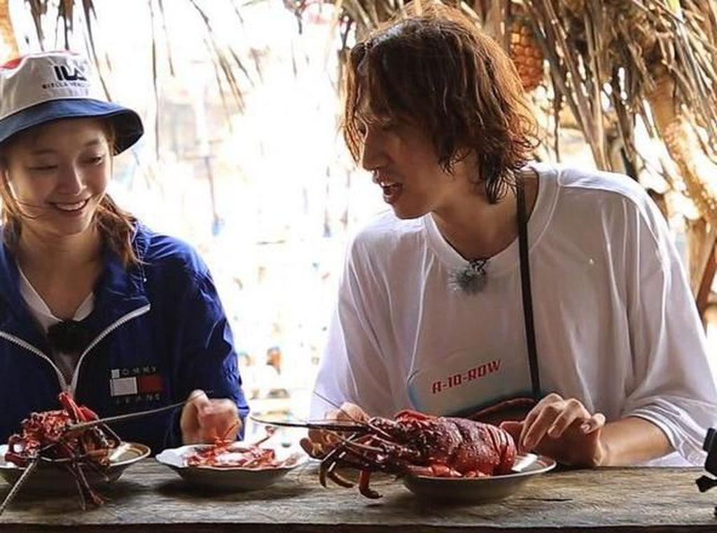 Selain Suka Melucu Lee Kwang Soo Ternyata Doyan Nasi Goreng dan Mie