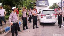5 Bonek Diamankan Polisi Madiun Saat Akan Berangkat Nonton ke Sidoarjo