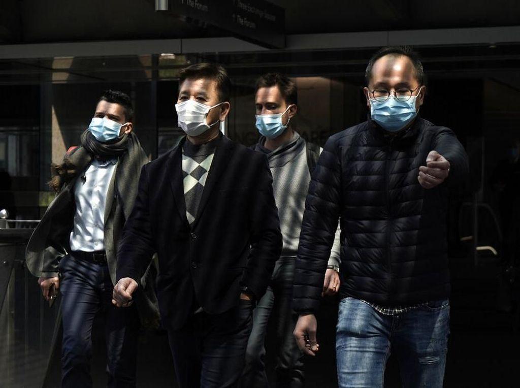 Jepang Minta China Setop Tes Swab Pantat pada Warganya