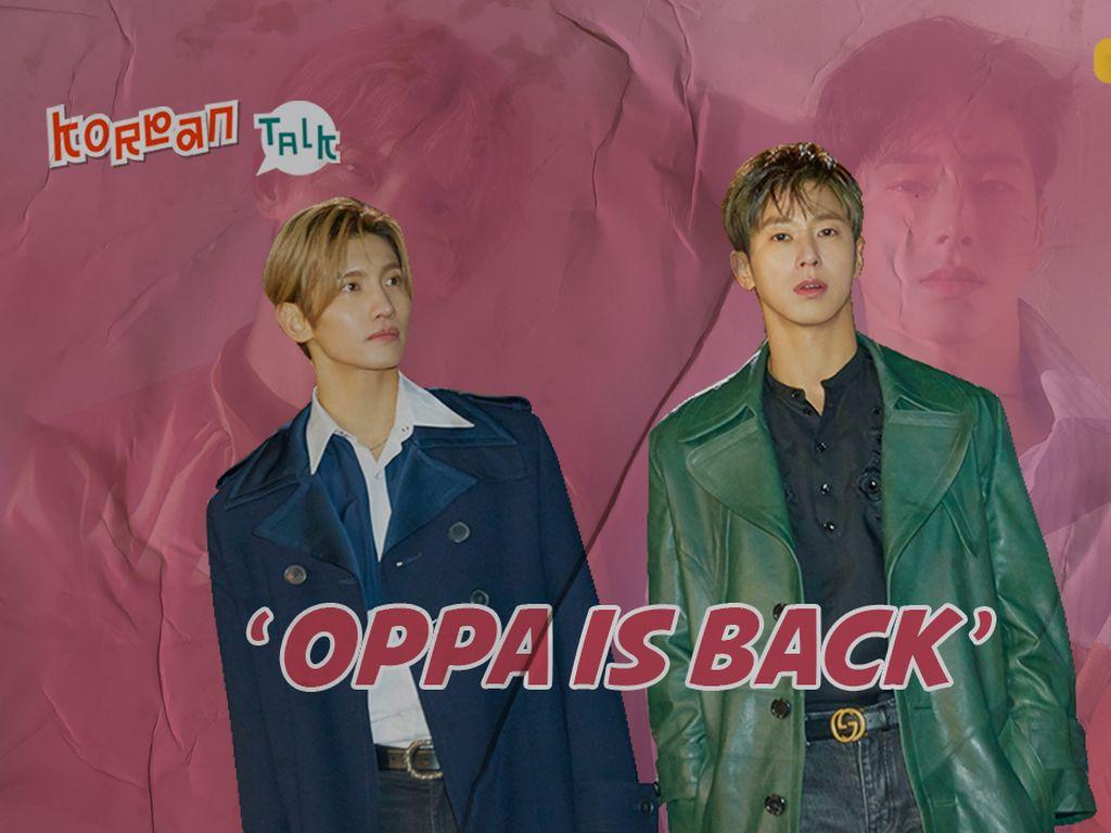 K-Talk Ep 27: Korean Wave in Love Bareng TVXQ